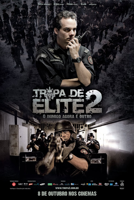 Elite Squad: The Enemy Within • Tropa de Elite 2 - O Inimigo Agora É Outro (2010)