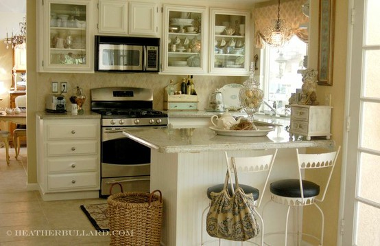 Blog de decora o puxe a cadeira e sente cozinhas for Small kitchen setting ideas