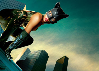 hally Hall Berry in Catwomen