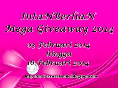 blog intan berlian, blog kak ina intan berlian, giveaway, giveaway 2014, intanberlian,