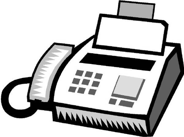 how can i test my fax machine