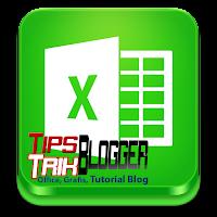 Contoh Penggunaan Fungsi SUMIF pada Excel
