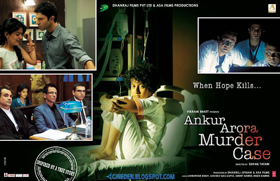Ankur Arora Murder Case (2013) - Hindi Movie Review