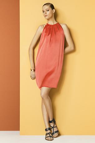 vestido primavera verano 2011