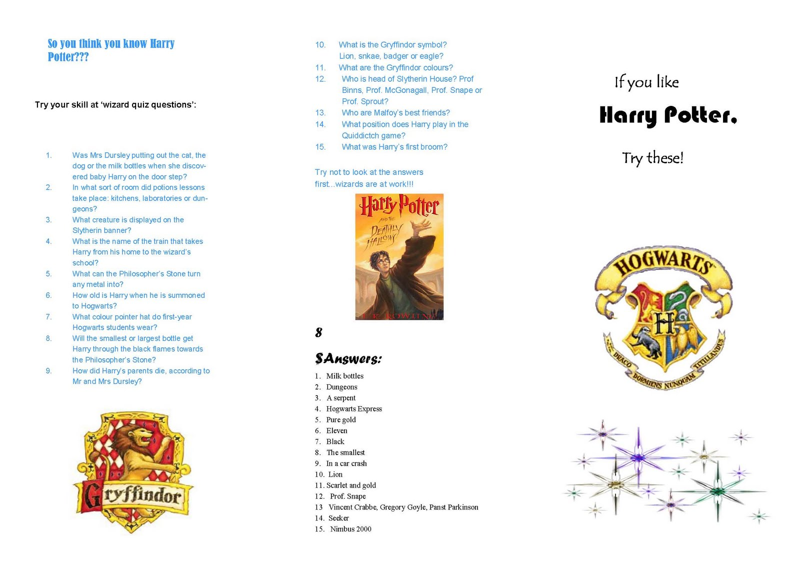 Harry Potter Book In Pdf Format Free Download : Harry potter book pdf free download freemixbt