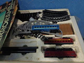 Ferrorama, antigo brinquedo dos anos 80.