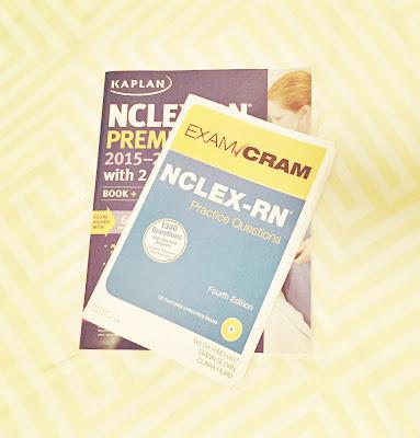 NCLEX, studying, nursing