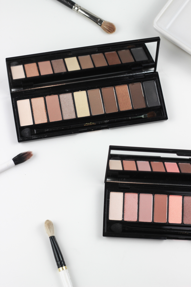 L'Oreal Paris Color Riche La Palette Nude Eyeshadow Palette Rose & Beige
