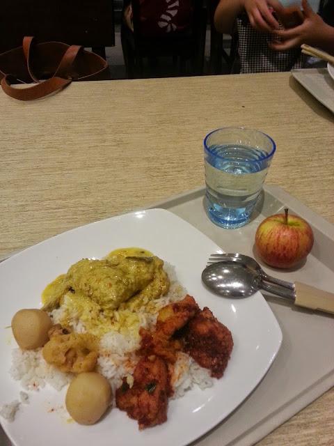 Last Tembusu dinner