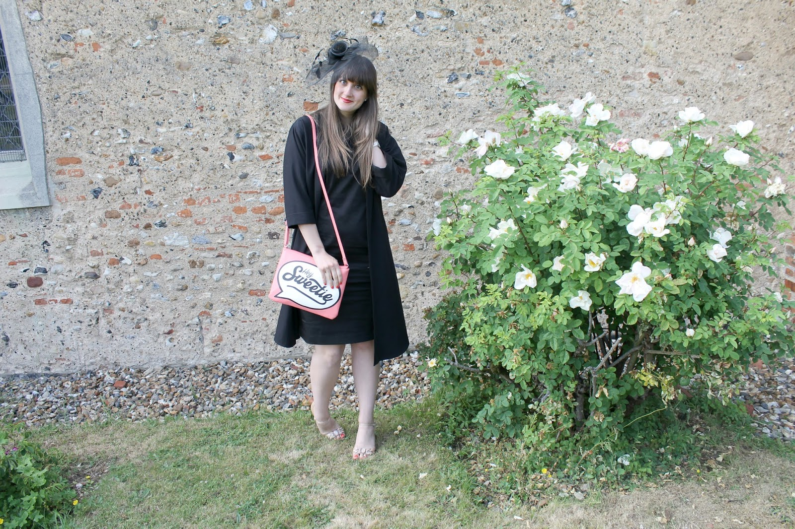 Black sandals asda - Black Duster Coat Topshop Similar Nude Embellished Block Heeled Sandals C O George At Asda Slogan Print Cross Body Bag C O