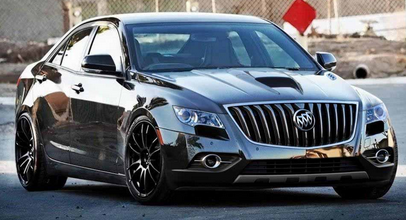 2017 Buick Grand National GNX