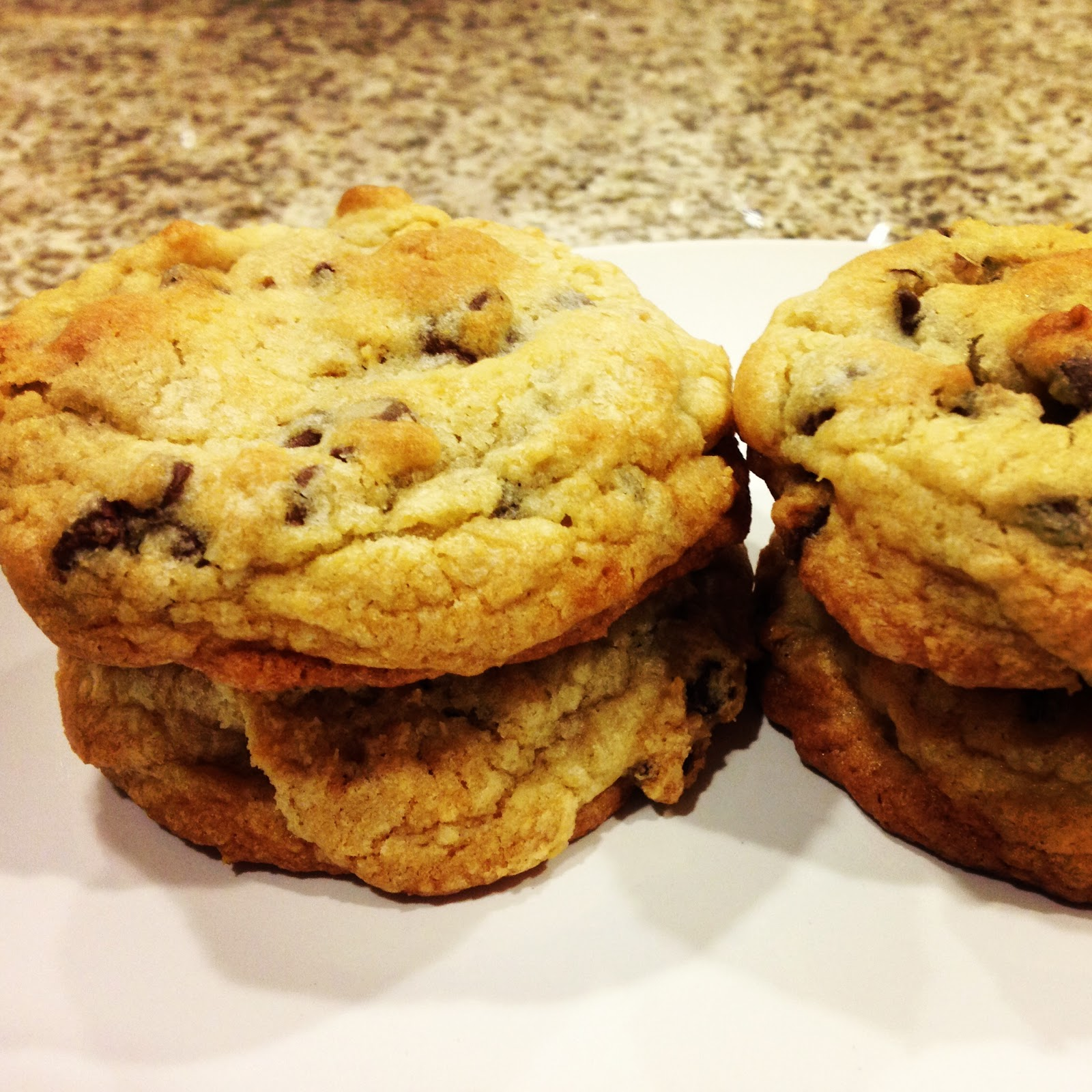 Cook Yu Cook Mi: Jacques Torres' Secret Chocolate Chip Cookie