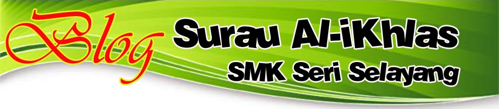 surau al ikhlas SMK Seri Selayang