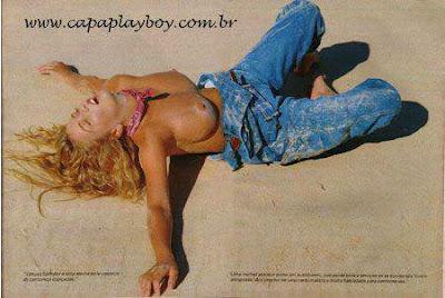 Foto 14 de Vanusa Spindler, Ensaio Playboy 1989