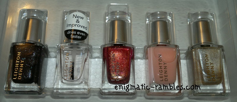 Leighton-Denny-The-Sky's-The-Limit-Collection-Fireball-Moon-Shine-Starstruck-Undercover-Crystal-Finish-QVC