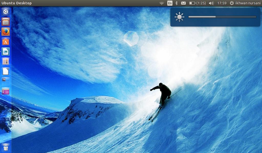Memperbaiki Brightness Control pada ubuntu 14.04