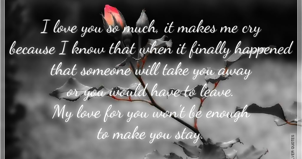 Sad Love Quotes That Make You Cry For Her In Hindi : ... Quotes That Will Make You Cry Sad Love Quotes For Her For Him In Hindi