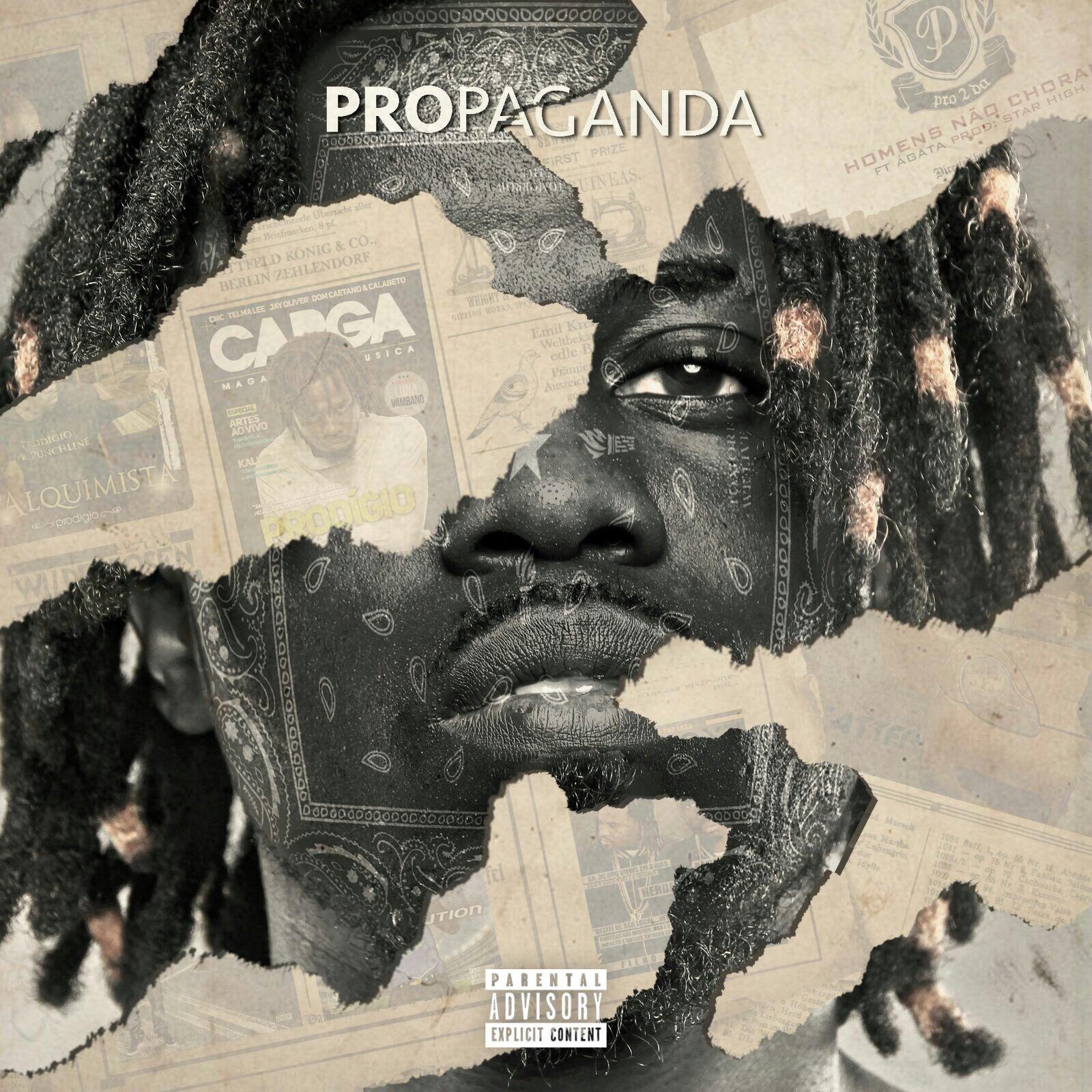 Prodígio - Propaganda