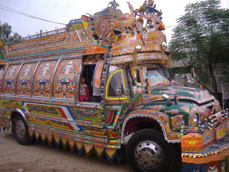 Pakistani dating in car