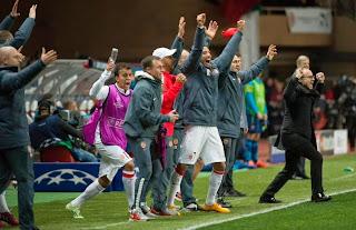 Monaco en quarts malgré la défaite contre Arsenal (0-2)
