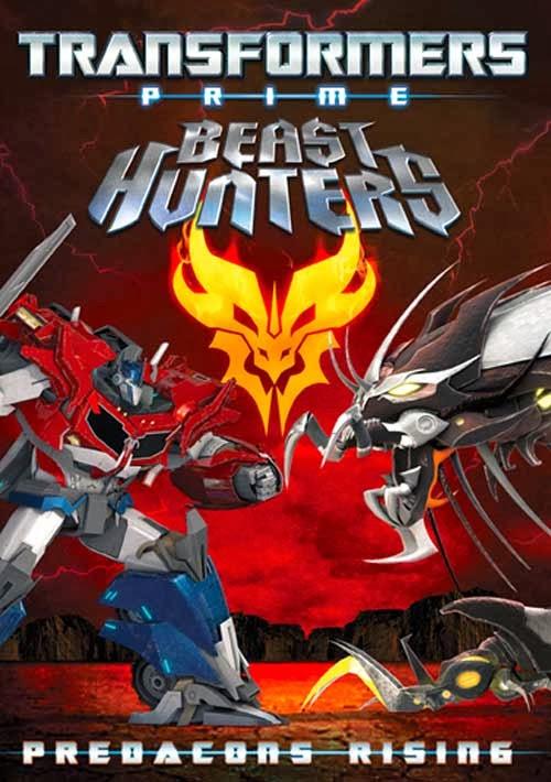 Transformers Prime Beast Hunters: Predacons Rising – Dublado
