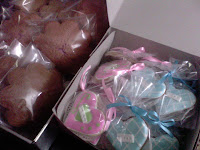 Fancy Cookies dan Bahulu Kemboja - Ika, JPA Ipoh.