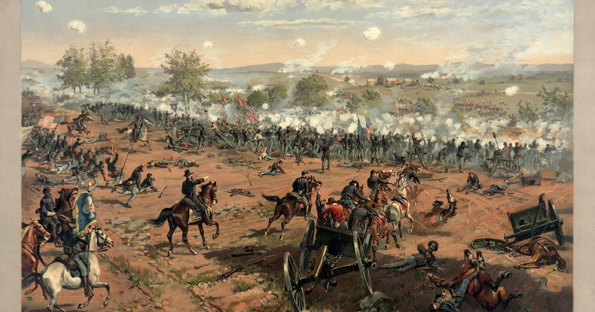 gettysburg was the turning point in the american civil war 1 turning points of the american civil war in an article in the april 2011 issue of civil war times, gary w gallagher discusses the war's overlooked turning points.