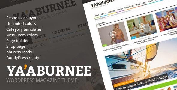 Premium eCommerce theme 2014