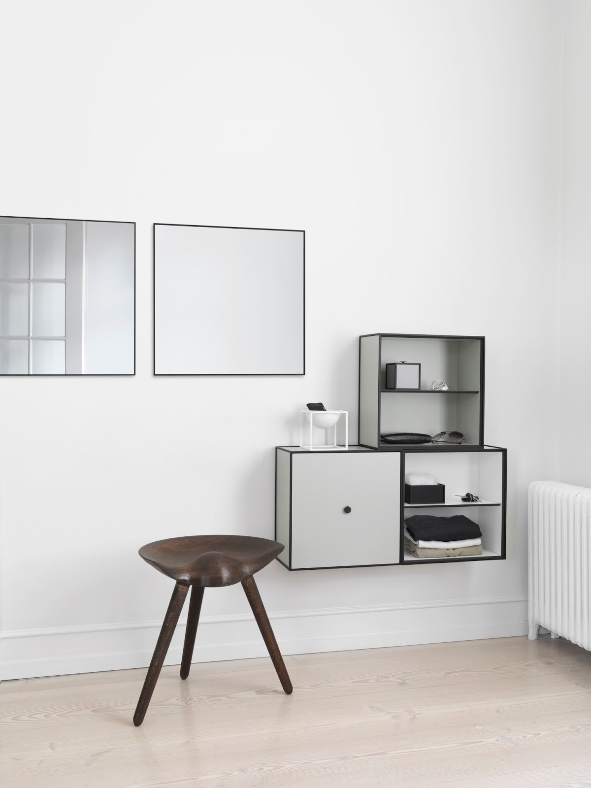 mitt lille hjerte frame by lassen. Black Bedroom Furniture Sets. Home Design Ideas