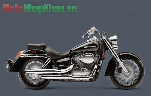 Honda Shadow Aero 2014