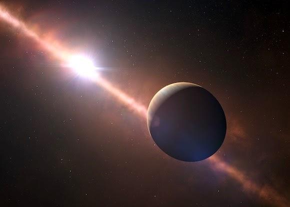 Sehari di Planet Ekstrasurya Ini Hanya 8 Jam