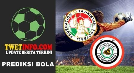 Prediksi Tajikistan U16 vs Iraq U16, AFC U16 16-09-2015