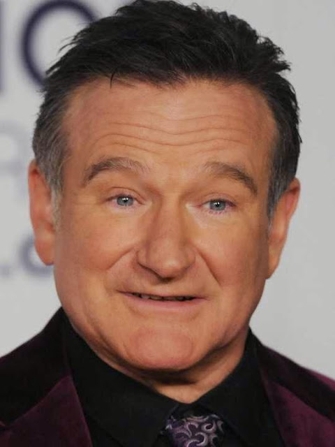 Actor Robin Williams