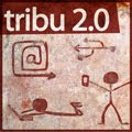 Bienvenido a la TRIBU 2.0 . este es el logo que ha elaborado Cesar Poyatos