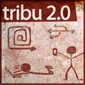 Bienvenido a la TRIBU 2.0 . este es el logo que ha elaborado Cesar Poyatos