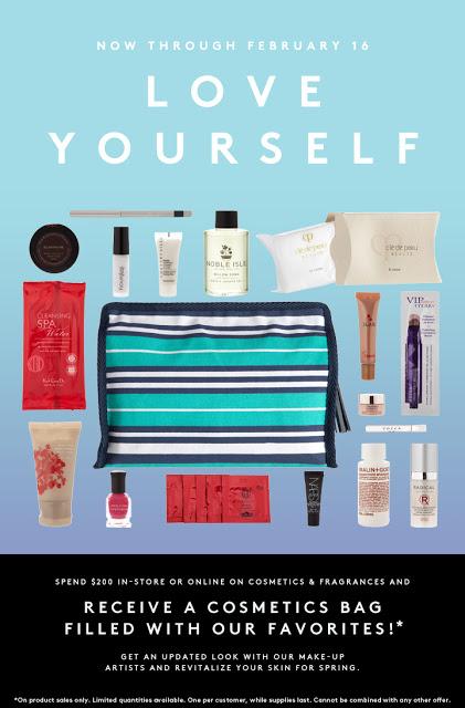 lola's secret beauty blog: Barneys Love Yourself Bag Event Special from REN for Lola's Secret Beauty Blog Readers!! February 13-16, 2013!