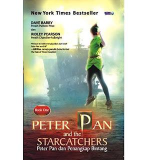 peter pan in scarlet book report