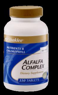 alfafa shaklee