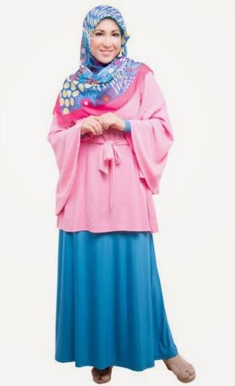 Koleksi Baju Muslim Mezora Terbaru Kumpulan Model Baju
