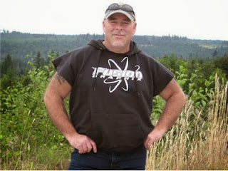Derek Randles Bigfoot Researcher