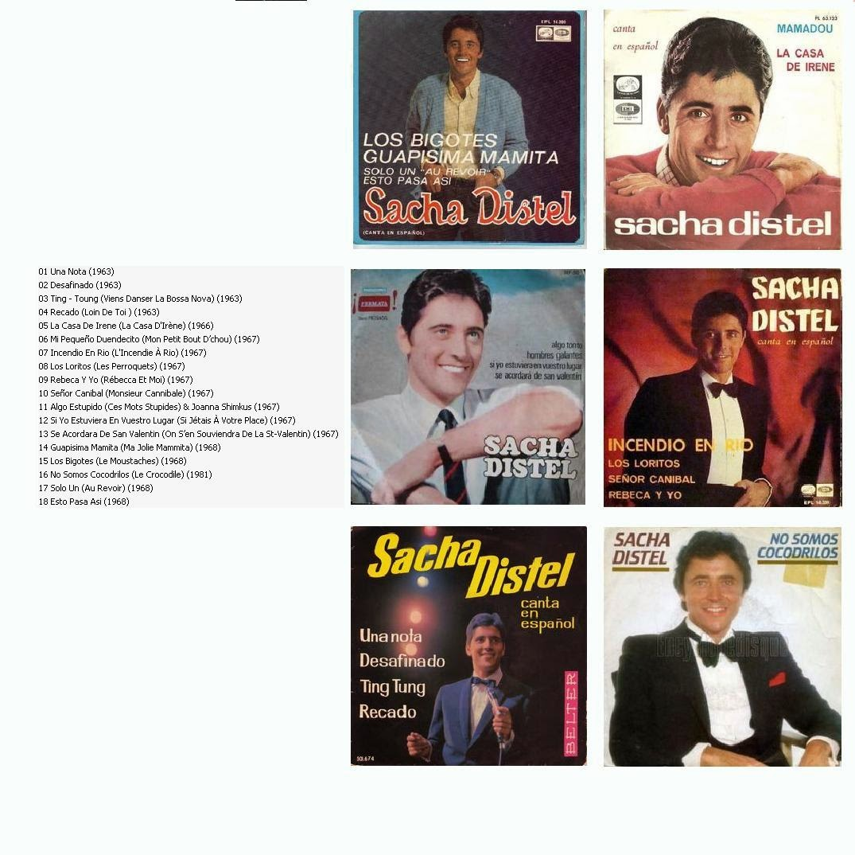 Sacha Distel - Golden Hour Of Sacha Distel