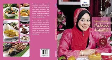 Buku Resipi Sajian Istimewa Shahriah Abdullah