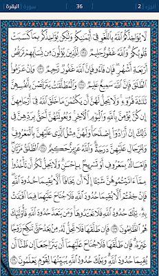 صفحات القرآن 36
