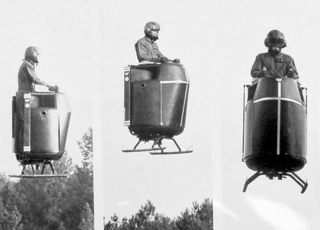 Amazing Hover Machines