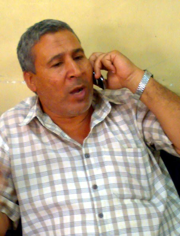 الصحفى مجدى أبو العينين