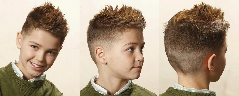 Прически на короткие жесткие волосы мужские