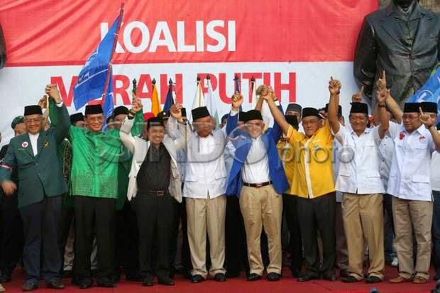 Tidak Relevan Lagi Jokowi Imingi KMP Kursi Menteri