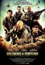 Số Mạng Kẻ Lãng Tử  - Soldiers of Fortune 2012