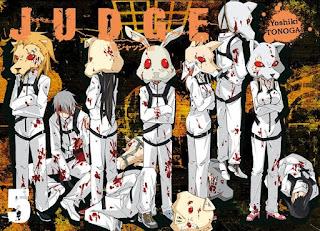 Judge Tome 5 et 6 - Yoshiki Tonogai