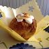 Muffins aux poires, yogourt et granola